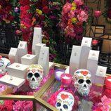 Escaparate de la tienda de Suárez en Madrid con su colección 'Frida'