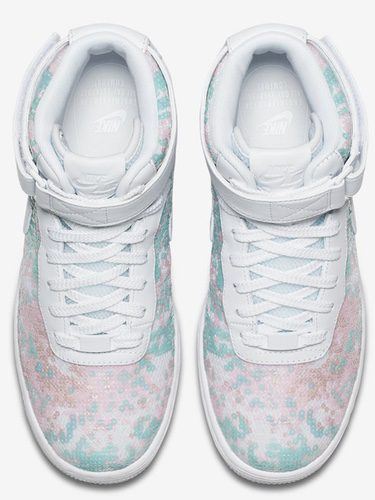 'Glass Slipper', la nueva air force de Nike
