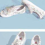 Vans con gomas y alfileres diseñadas por Marc Jacobs