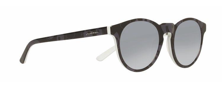 Gafas grises de la colección PowerPuff Girls by Miss Hamptons