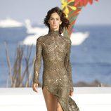 Vestido de crochet de Andrés Sardá para la colección 'High Season' en MBFW IBIZA