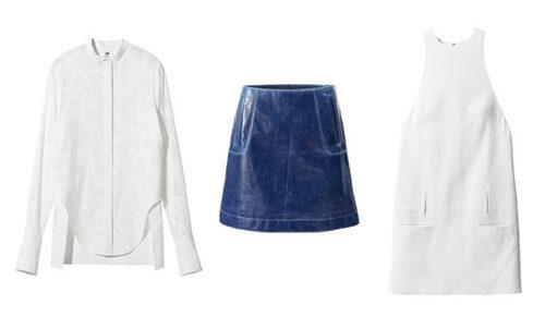 Prendas de la colaboración entre H&M y la tienda parisina Colette