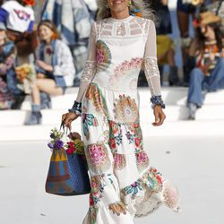 Colección otoño 2017 de Desigual en la Ibiza Fashion Week 2017