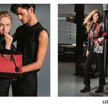 Sophie Turner en la campaña otoño/ Invierno 2017/2018 de Louis Vuitton