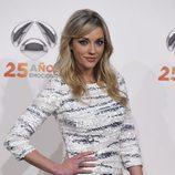 Anna Simon, en la celebración del 25 Aniversario de Antena 3
