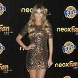 Anna Simon, en la cuarta edición de los Premios Neox Fan Awards