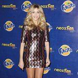 Anna Simon, en Premios Neox Fan Awards 2013