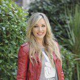 Anna Simón, durante la presentación de la segunda temporada de 'Me resbala'