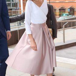 Los looks de la Reina Letizia en el Viaje de Estado a Reino Unido