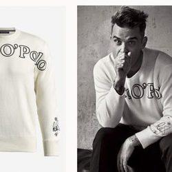 Colección especial de Robbie Williams y Marc O'Polo para su 50 aniversario