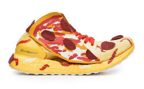 Zapatilla Pizza de Adidas por New Jersey
