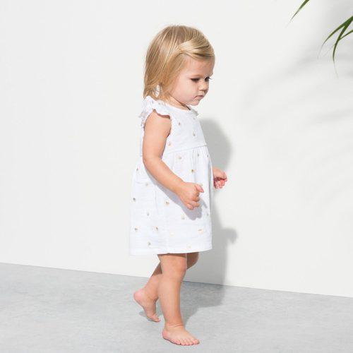 Vestido de lunares de aden + anais verano 2017