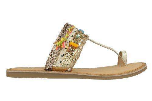Sandalias boho con brillos de la colección 'Bali' de Gioseppo