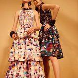 Vestidos estampados de la colección 'Heaven' de Dolores Promesas