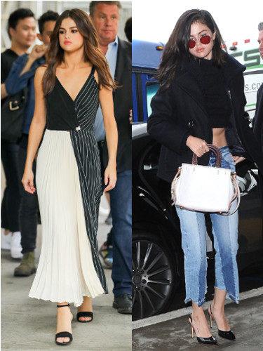 Street Style de Selena Gomez