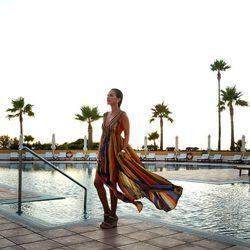 La evolución de los estilismos de Paula Echevarría, un brillante referente de la moda española