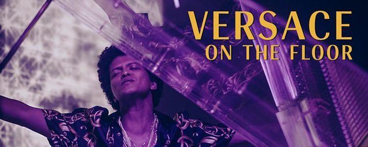 Versace protagoniza el nuevo videoclip de Bruno Mars
