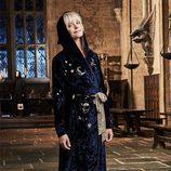 Bata azul marino de la colección de Primark firmada por Harry Potter