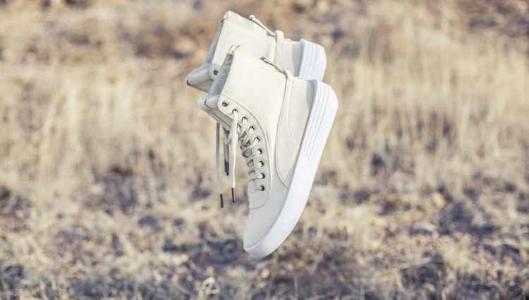 Sneakers de la primera colección de The Weeknd para Puma
