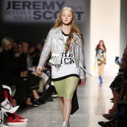 Desfile de Jeremy Scott colección primavera/verano 2018 para Nueva York Fashion Week