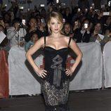 Jennifer Lawrence con un dos piezas de Dolce & Gabbana en el Festival de Toronto 2017