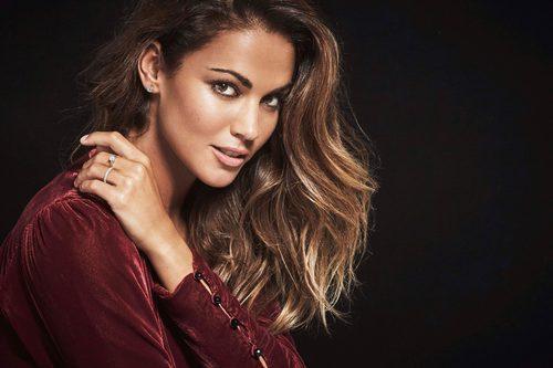 Lara Álvarez es la nueva imagen de Luxenter en la colección de otoño/invierno 2017/2018