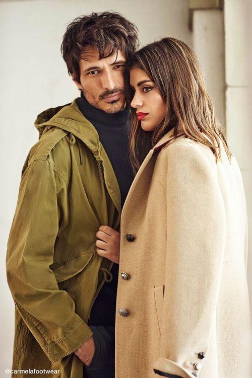 Dulceida y Andrés Velencoso son nueva imagen de la campaña de Carmela otoño/invierno 2017/2018