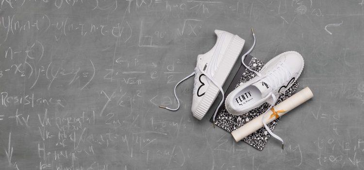 Rihanna y PUMS se unen para sacar unas zapatillas solidarias