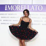 Cristina Pedroche en la presentación de su propia colección de joyas Morellato