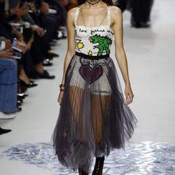 Colección primavera/verano 2018 de Dior en la Paris Fashion Week
