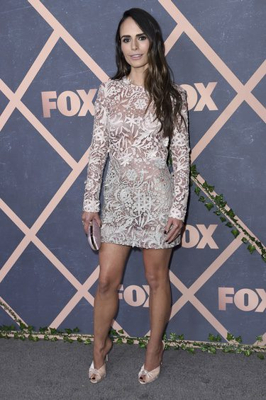Jordana Brewster en la Fox Fall Party 2017