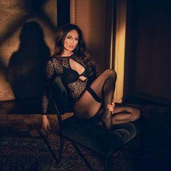 Megan Fox posa en lencería como imagen de Frederick's of Hollywood