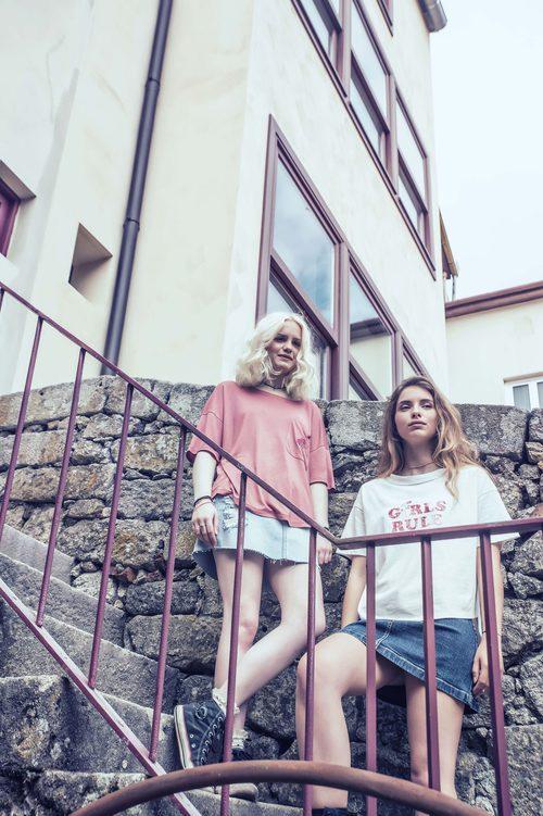 Las camisetas en tonos pastel de la temporada otoño/invierno 2017/2018 de Ewa & Me