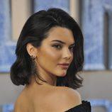 Kendall Jenner posando en Los Ángeles en la presentación de la película 'Valerian y la ciudad de los mil planetas'