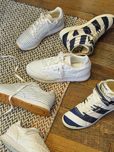 Nuevos diseños de zapatillas de la colaboración de Reebok con Asos