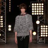 Colección masculina Isabel Marant con la colaboración de Bernabé Hardy temporada primavera/verano 2018 en Fashion Week París
