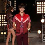 Primera colección masculina de Isabel Marant con Bernabé Hardy de la temporada primavera/verano en la Fashion Week de París 2018