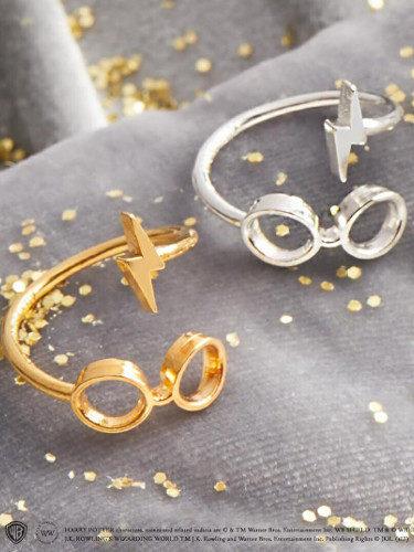 Anillos de oro y plata de la colección de Harry Potter de Alex and Ani