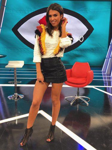 Sofía Suescun con una sudadera de Zara en un debate de 'Gran Hermano 18'