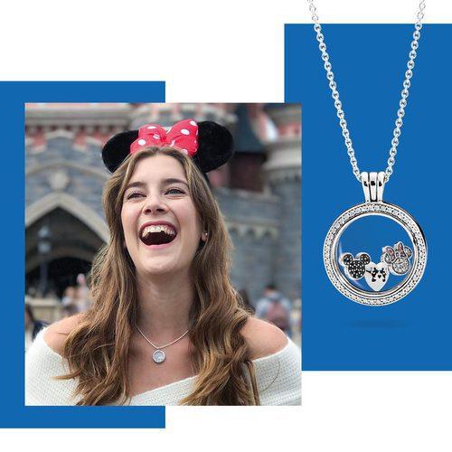 Colgante Locket de Pandora de su colección de Disney