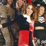 Varios disfraces de mujer de la colección especial Halloween de H&M