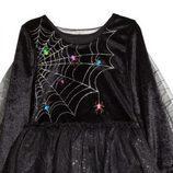 Vestido de niña de la colección especial Halloween de H&M