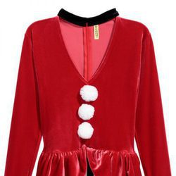 Disfraz circense para mujer de la colección especial Halloween de H&M