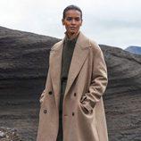 Abrigo de lana oversize de mujer de la colección 'Committed' de Mango