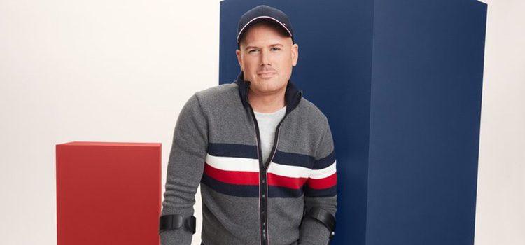 Línea de ropa masculina de la colección 'Adaptive' para personas con discapacidad de Tommy Hilfiger