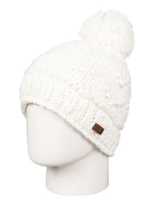 Gorro de lana de la colección Snow 2017 de Roxy