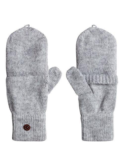 Guantes de lana de la colección Snow 2017 de Roxy