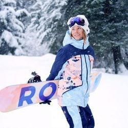 Colección 'Snow 2017' de la firma Roxy