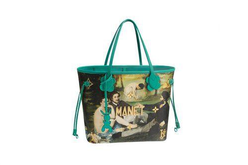 Bolso MANET la colección '#LVxKoons'