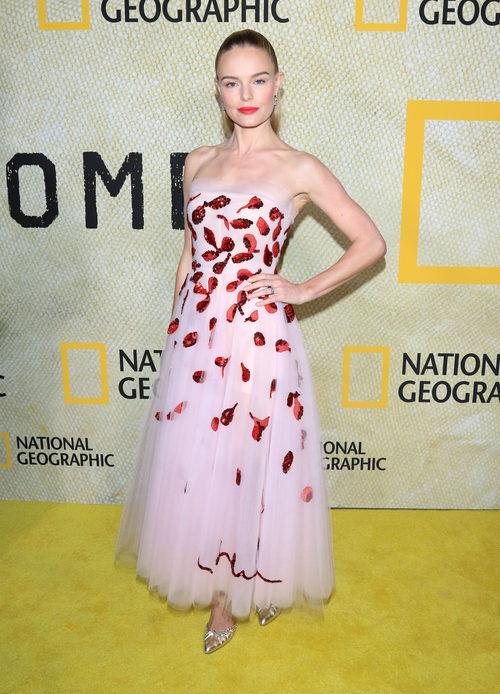 Kate Bosworth en la premiere del documental 'The long road home' en Los Ángeles